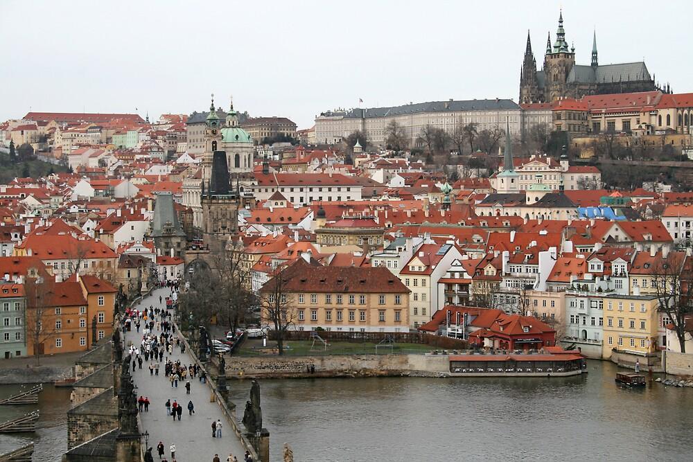 Malá Strana Prague by DRWilliams