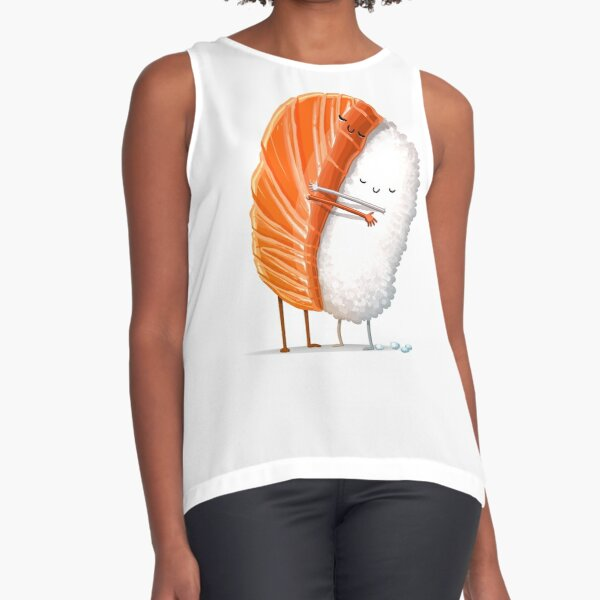 Sushi Hug Sleeveless Top