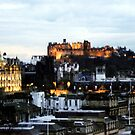 Edinburgh Skyline by ljm000