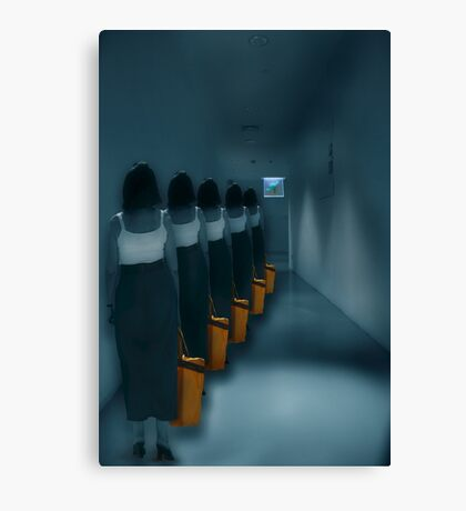 CorridorOfTime Canvas Print