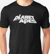 Planet of the Apes vintage logo 1968 T-Shirt