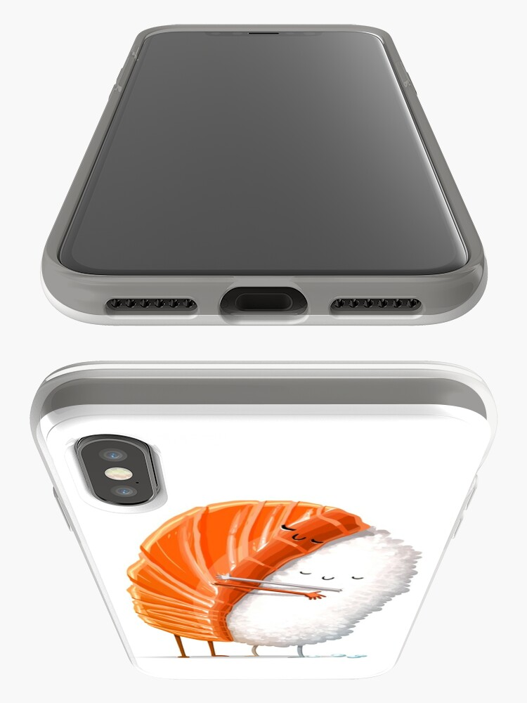 Alternate view of Sushi Hug iPhone Case & Cover
