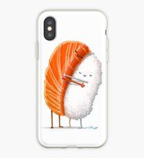 Sushi Hug iPhone Case