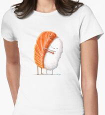 Sushi Hug Women's Fitted T-Shirt