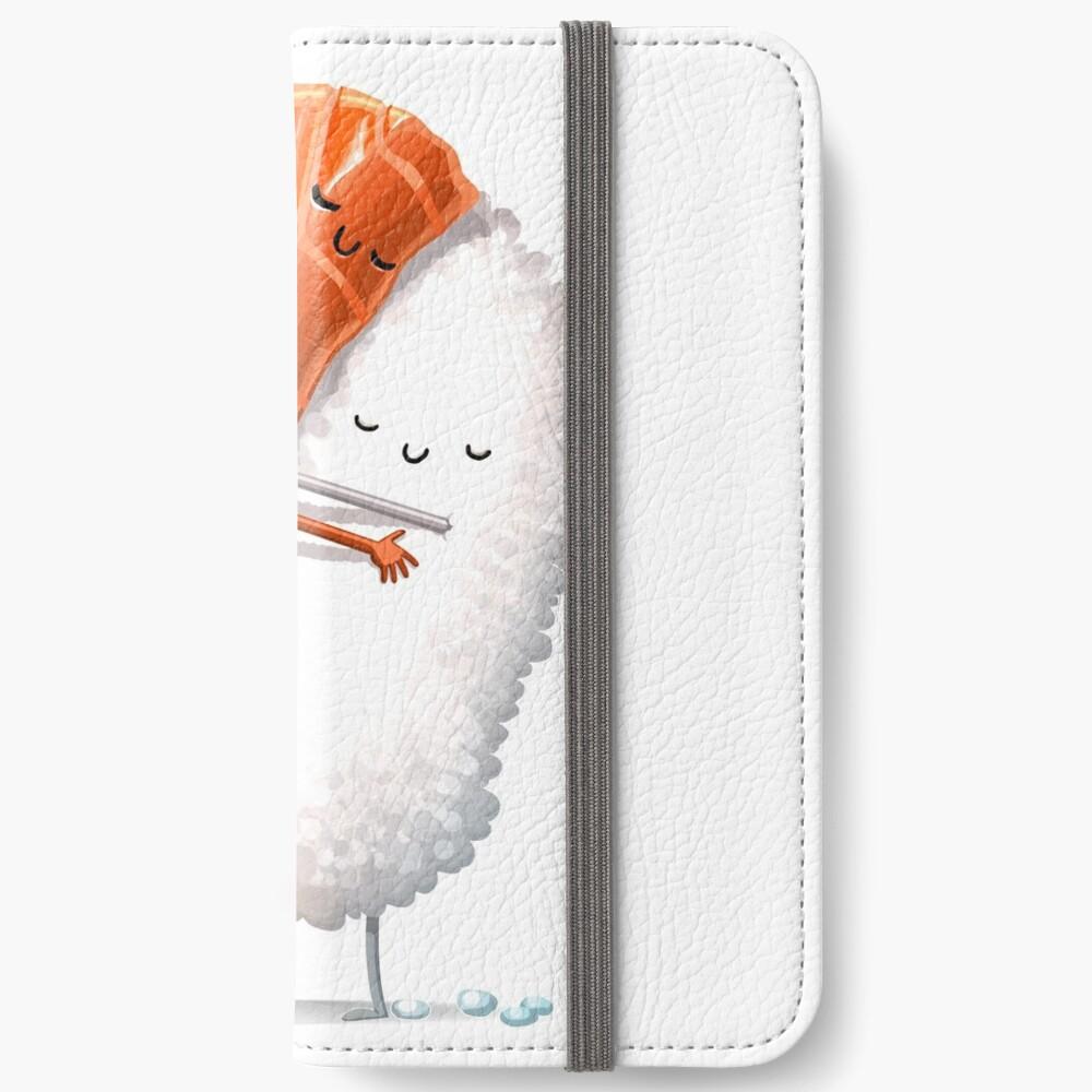 Sushi Hug iPhone Wallet