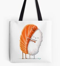 Sushi Hug Tote Bag