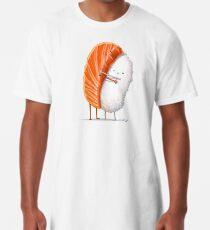 Sushi-Umarmung Longshirt