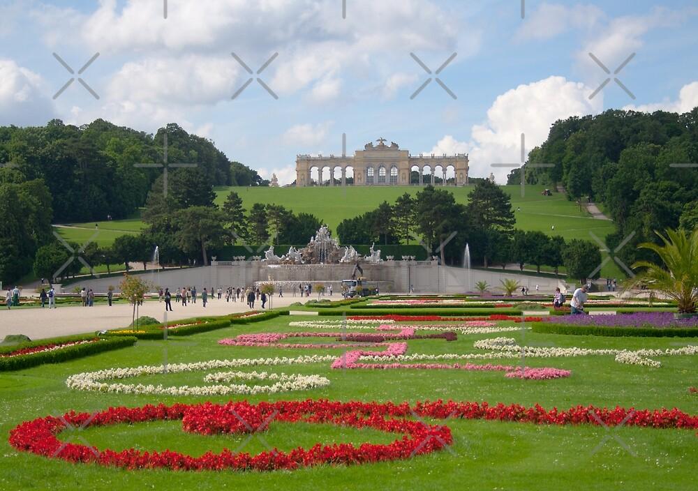 Gloriette In Schönbrunn, Wien Österreich by Mythos57