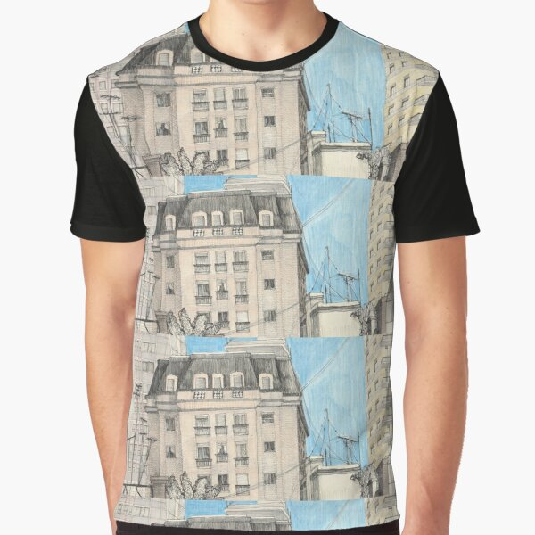 South View Graphic T-Shirt
