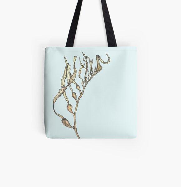 Kelp All Over Print Tote Bag