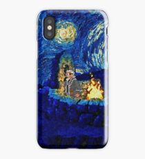Melee Starry Night iPhone Case