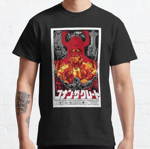 Conan - Japanese Poster Classic T-Shirt