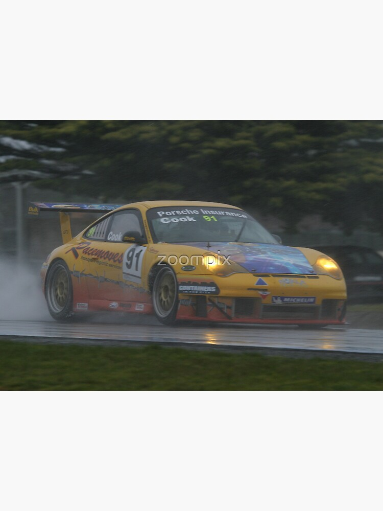 Driving rain by zoompix