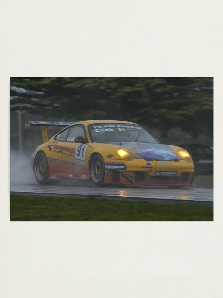 Alternate view of Driving rain Photographic Print