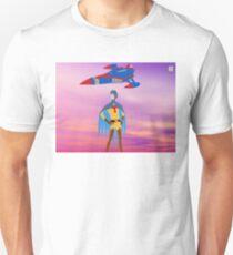 Gatchaman - Keyop Minimalist Style T-Shirt