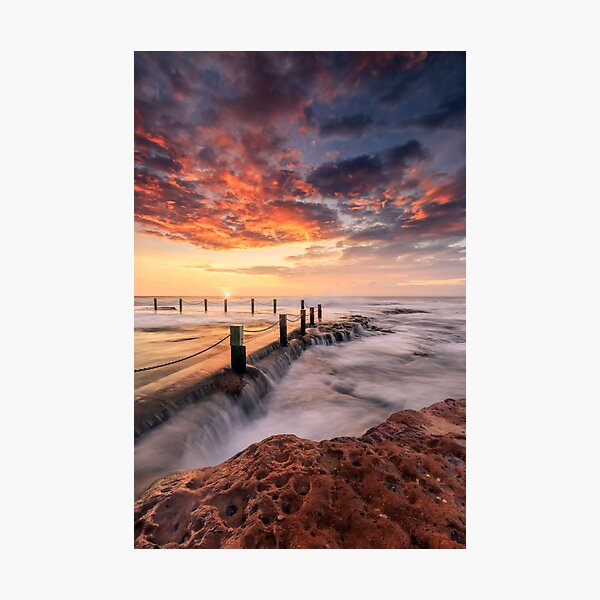 Morning Bliss Photographic Print