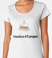 Gotham: Justice For Tarquin Women's Premium T-Shirt