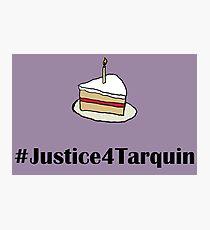 Gotham: Justice For Tarquin Photographic Print