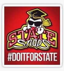 Do It For State Sticker