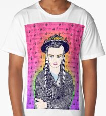 Boy George Karma Karma Long T-Shirt