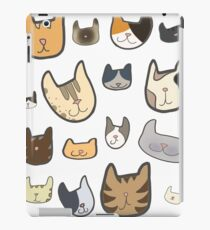 cats, cats, CATS iPad Case/Skin