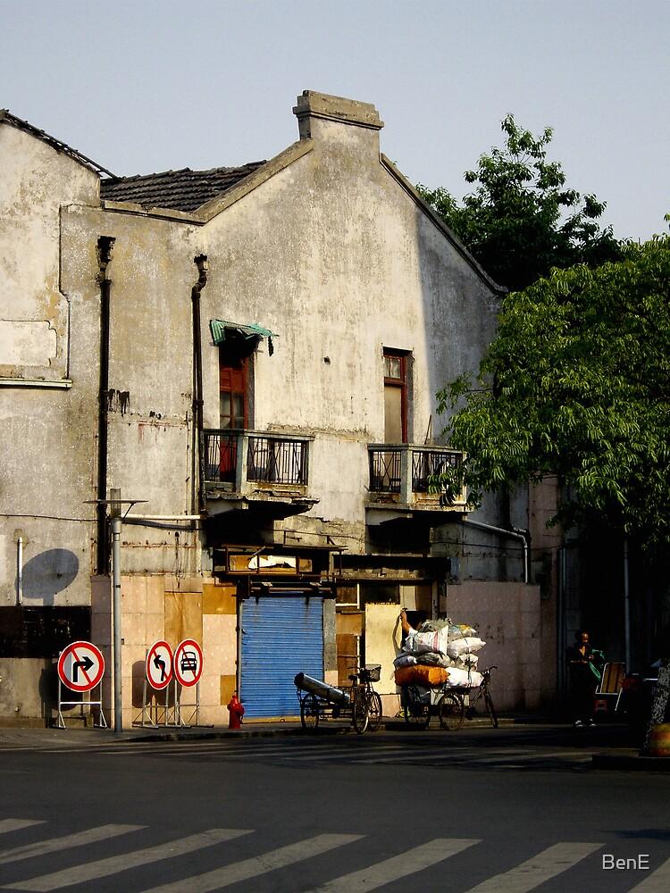 Hangzhou street by BenE