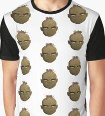 RUSSEL HOBBS (DRUMMER, GORILLAZ, PLASTIC BEACH) Graphic T-Shirt