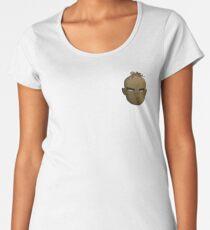 RUSSEL HOBBS (DRUMMER, GORILLAZ, PLASTIC BEACH) Women's Premium T-Shirt