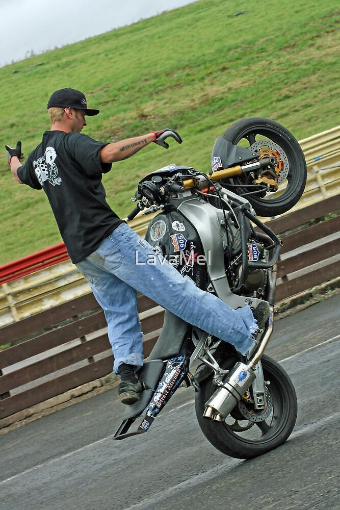 Starboyz vertical superbike by LavaMel