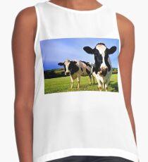 Earthworm Jim Groovy Cows Contrast Tank