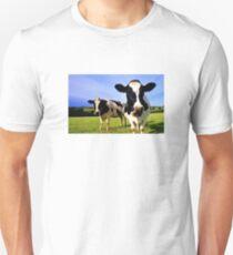 Earthworm Jim Groovy Cows Unisex T-Shirt
