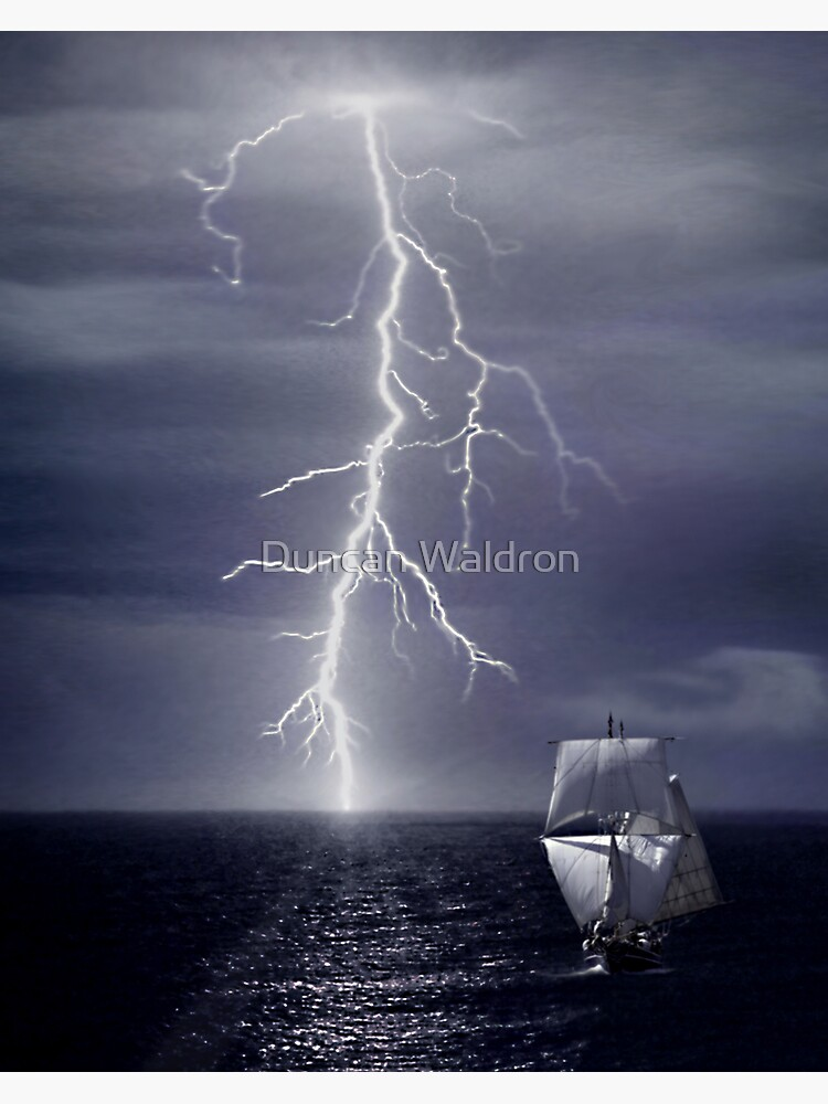 Escaping from Storm by DuncanW