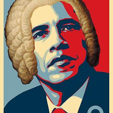 Baroque Obama by Nicolasderoux