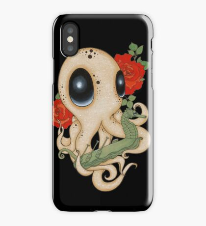 Caught Falling Deep iPhone Case