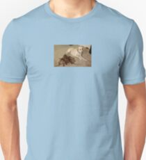 dog and crusty Unisex T-Shirt