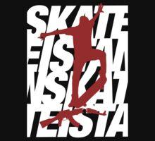 Skateistan - Text Heavy (Dark)