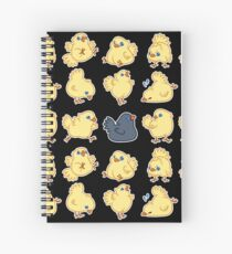 Chicks! Spiral Notebook