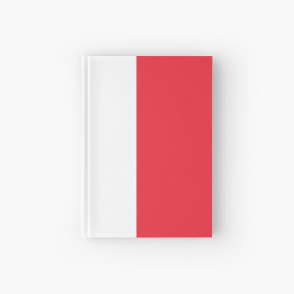 French Flag Scarf Hardcover Journal