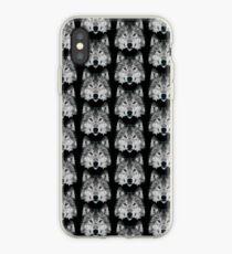 Crystalline Wolf iPhone Case