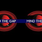Cassini Mind the Gap at Saturn by tanyaofmars