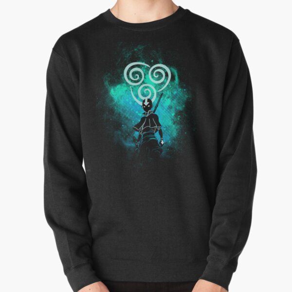 Air Art Pullover Sweatshirt