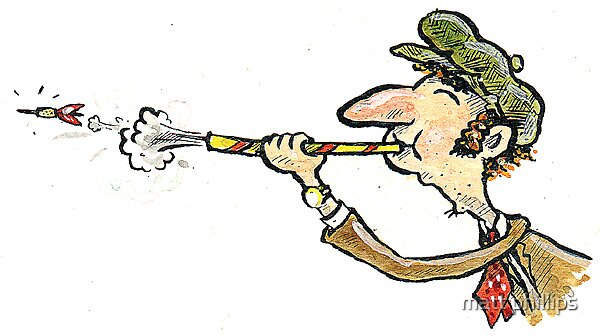 dart guy by matt phillips