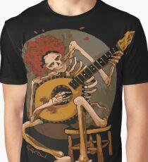 Grateful Dead - Dead Song Graphic T-Shirt