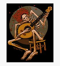 Grateful Dead - Dead Song Photographic Print
