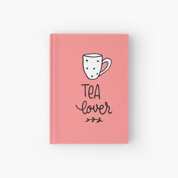 Tea Lover Hardcover Journal
