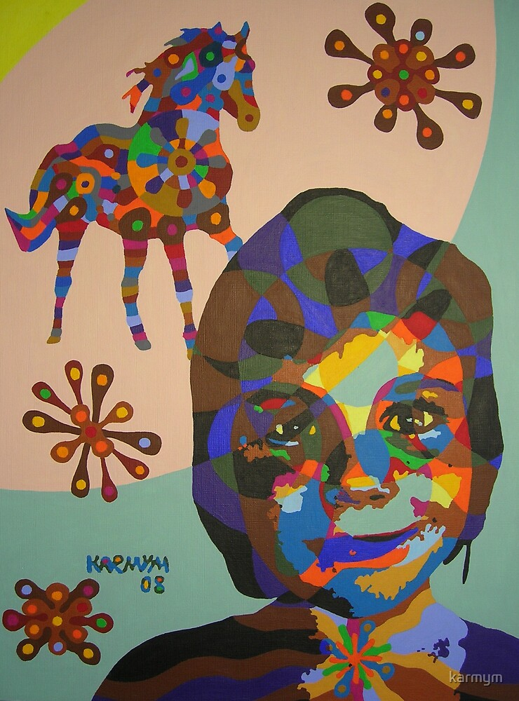 horsewhisperer - 2008 by karmym