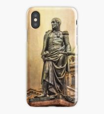 Russian Field Marshal Barclay de Tolly iPhone Case/Skin
