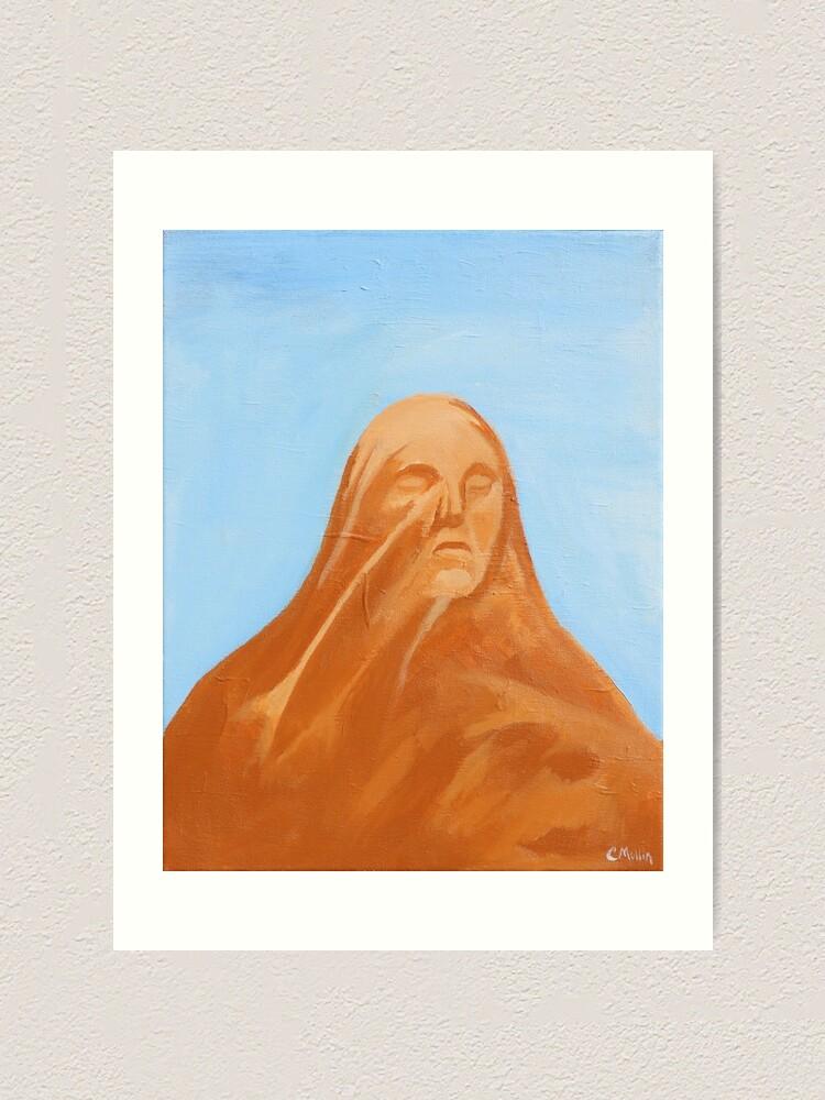 Alternate view of Mountain Art Print