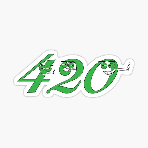 420 Pals Sticker