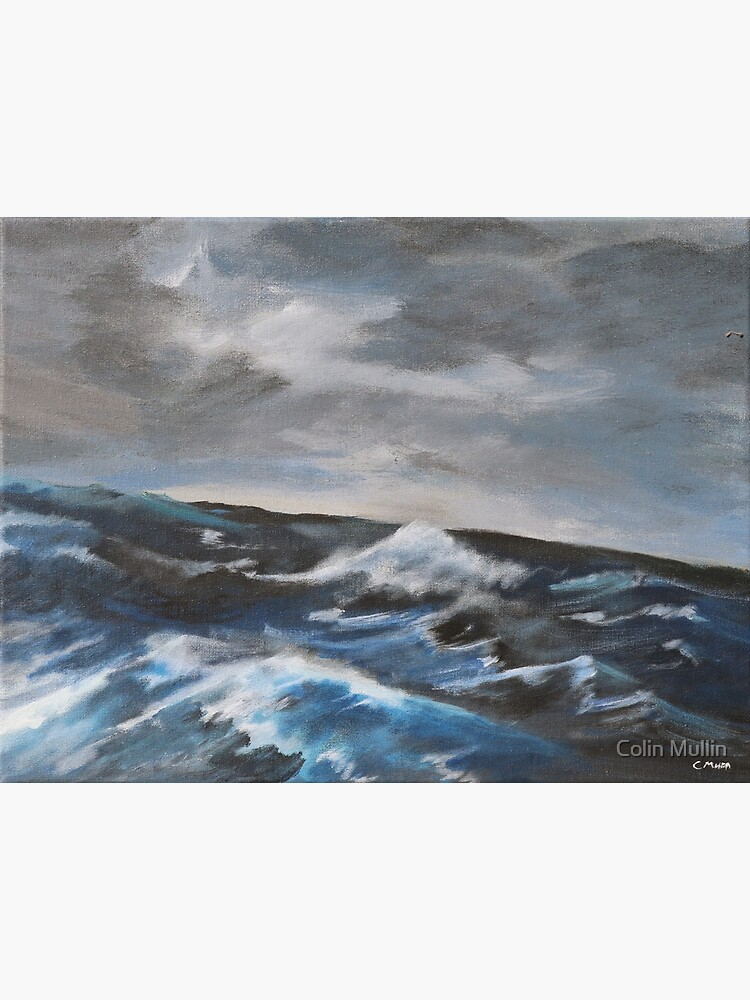 Ocean by RevScarecrow